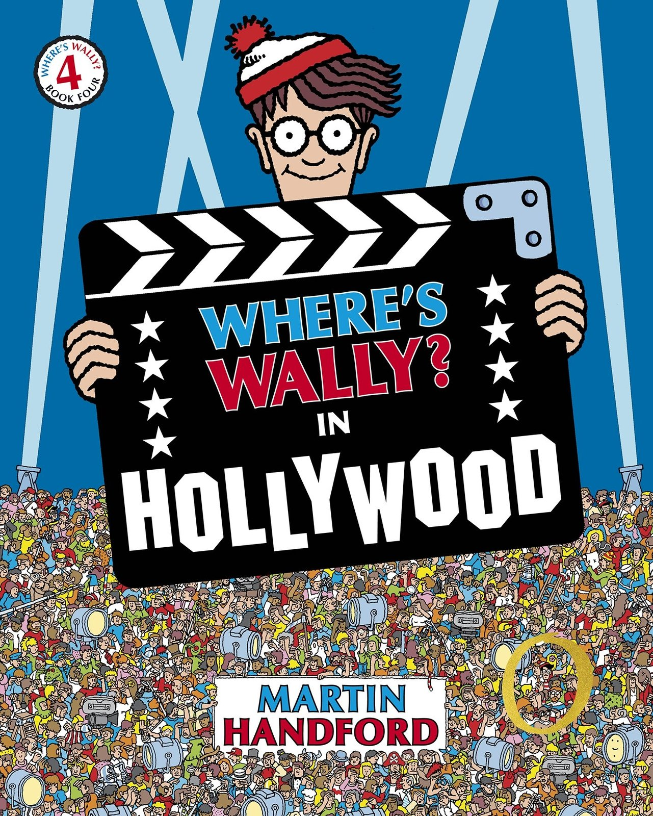 Where's Wally? In Hollywood by Martin Handford image