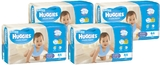 Huggies Ultra Dry Nappies Bulk Shipper - Crawler Boy 6-11kg (176)