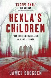 Hekla's Children by James Brogden image