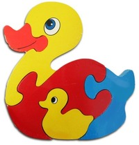 Fun Factory - Duck Jigsaw Puzzle