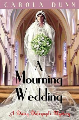 A Mourning Wedding by Carola Dunn image