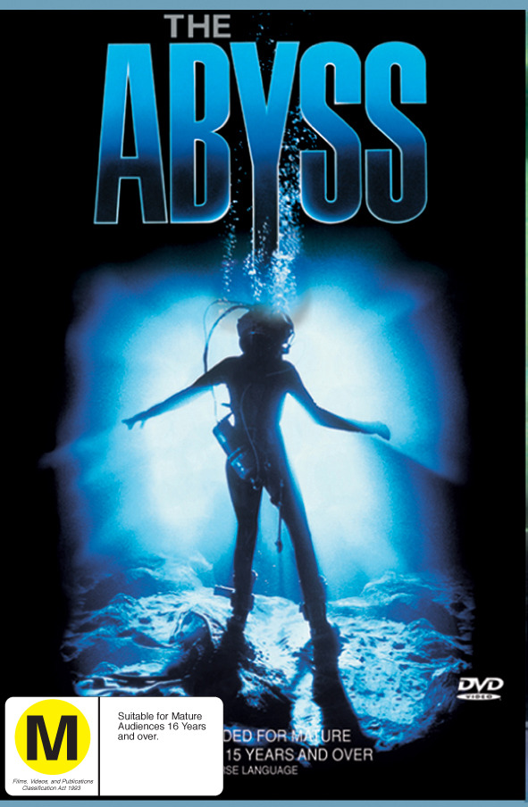 The Abyss on DVD image