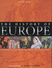 The History of Europe image