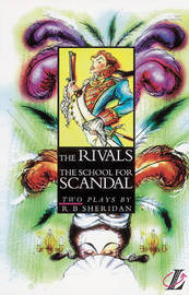 The Rivals/School for Scandal by Richard Brinsley Sheridan image