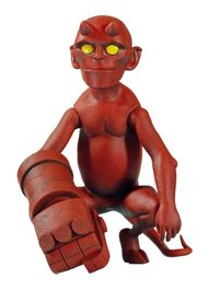 Hellboy - Baby Hellboy - 1/6 Scale Collectable Figure image