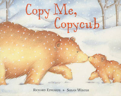 Copy Me, Copycub by Richard Edwards image