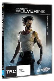 Wolverine - Definitive Edition (2 Disc Set) on DVD