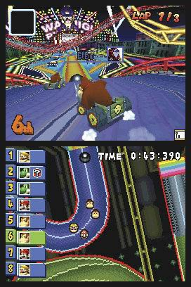 Mario Kart DS for Nintendo DS image