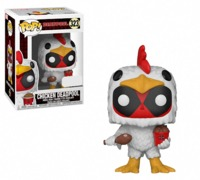 Deadpool: Chicken Deadpool - Pop! Vinyl Figure image