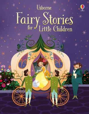 Fairy Stories for Little Children by Various ~