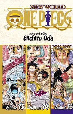 One Piece (Omnibus Edition), Vol. 25 by Eiichiro Oda