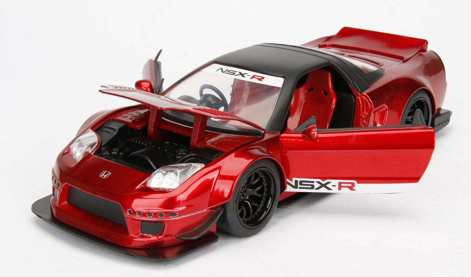 Jada 1/32 Jdm NSX R 2002 (Red) - Diecast Model image