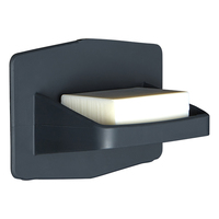 THE BENJAMIN - Soap Holder   Charcoal
