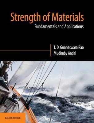 Strength of Materials by T. D. Gunneswara Rao image