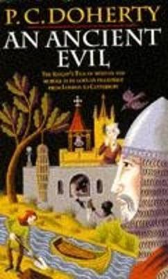 An Ancient Evil (Canterbury Tales Mysteries, Book 1) by Paul Doherty image
