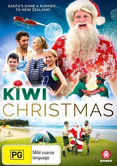 Kiwi Christmas on DVD image