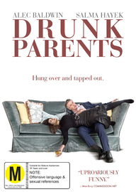 Drunk Parents on DVD