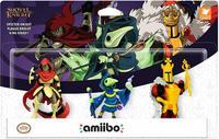 Nintendo Amiibo Shovel Knight: Treasure Trove 3 Pack for Switch image