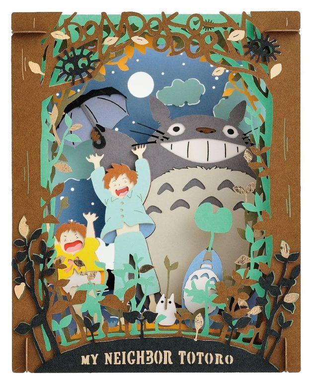 My Neighbor Totoro: Paper Theater: Dondoko Dance