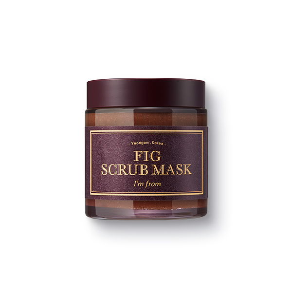 I'm From: Fig Scrub Mask