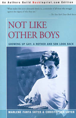 Not Like Other Boys image