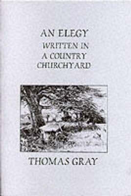 An Elegy Written in a Country Churchyard by Thomas Gray image