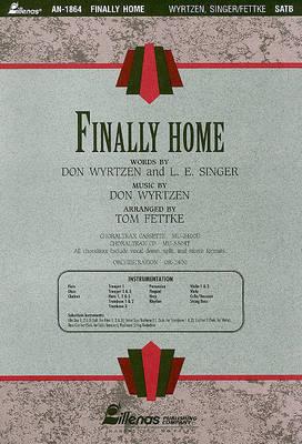 Finally Home -SATB