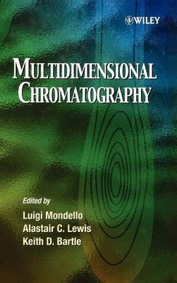 Multidimensional Chromatography by Luigi Mondello image