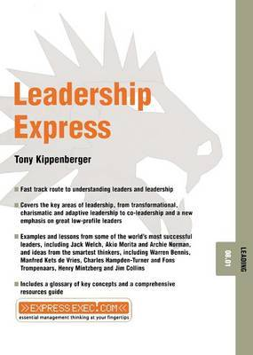 Leadership Express by Tony Kippenberger