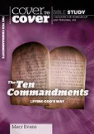 The Ten Commandments by Mary Evans