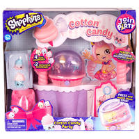 Shopkins: Season 7 - Cotton Candy Party Playset