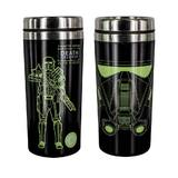 Star Wars Rogue One Travel Mug (Death Trooper)