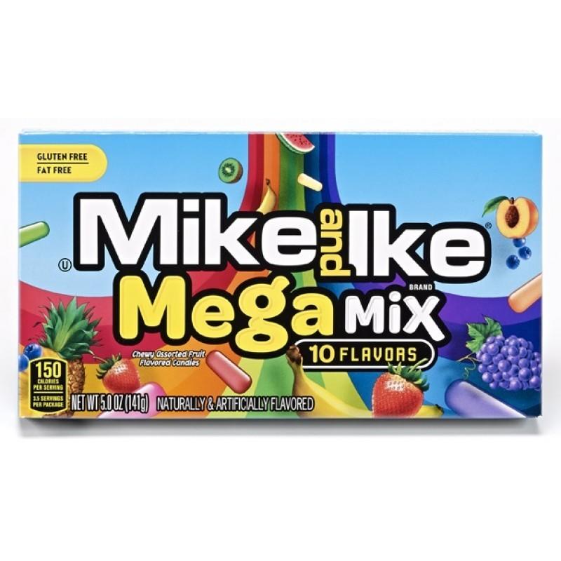 Mike & Ike Theater Box Mega Mix (142g) image