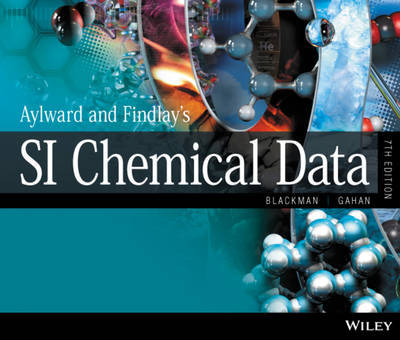 Aylward and Findlay's SI Chemical Data by Allan Blackman
