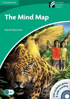 The Mind Map Level 3 Lower-intermediate American English Book with CD-ROM and Audio CDs (2) Pack: Level 3 by David Morrison image