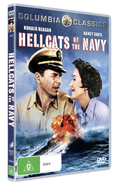 Hellcats of the Navy on DVD