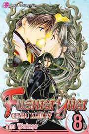Fushigi Yugi: Genbu Kaiden, Vol. 8 by Yuu Watase image