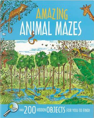 Amazing Animal Mazes