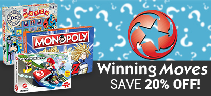 20% off Winning Moves Games!