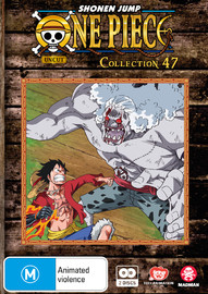 One Piece (Uncut): Collection 47 (Episodes 564-574) on DVD