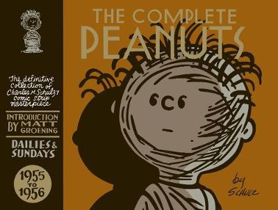 The Complete Peanuts 1955-1956: Volume 3 by Charles M Schulz