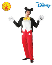 Disney:Mickey Mouse Adult Costume(Standard Size)