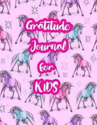 Gratitude Journal for Kids by Kenya Bowman