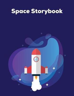Space Storybook by Blue Elephant Books