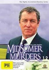 Midsomer Murders - Season 1 Vol 2 on DVD