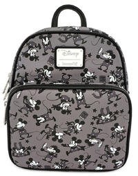 Loungefly: Mickey Mouse - Mickey Black & White Backpack image