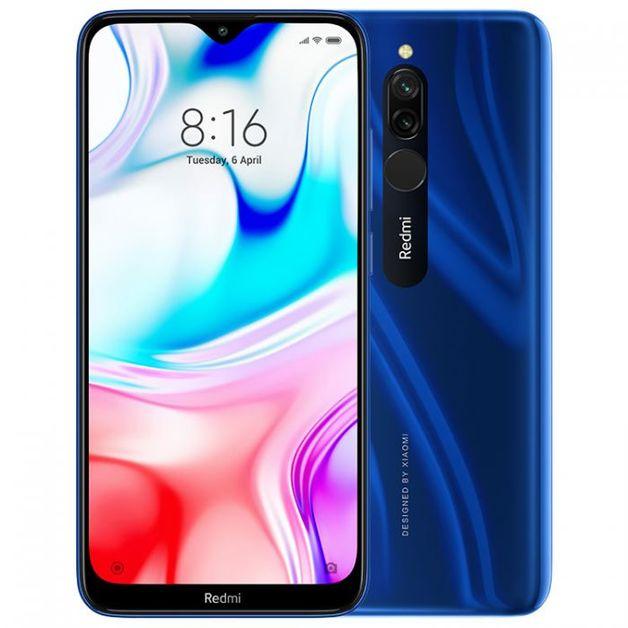 Xiaomi Redmi 8 (32GB/3GB RAM) Sapphire Blue
