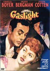 Gaslight on DVD