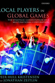 Local Players in Global Games by Peer Hull Kristensen