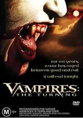 Vampires: The Turning on DVD
